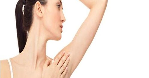how to get rid of deodorant build up armpits