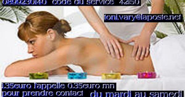 massage naturiste saint etienne Tarn