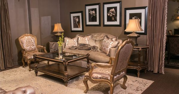 Marge Carson Paulina Sofa At The Marc Pridmore Designs Showroom In Costa Mesa Ca Luxurious