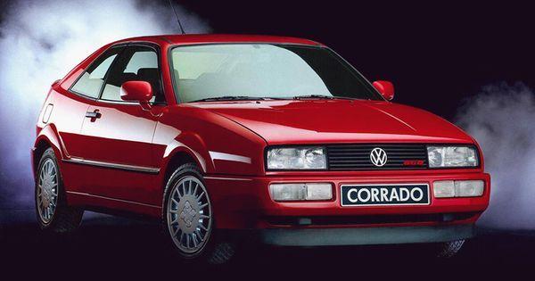 Volkswagen Image Vw Corrado Volkswagen Classic Cars