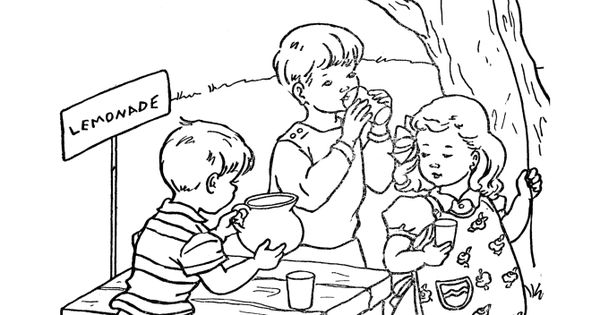 bible summer coloring pages - photo#20