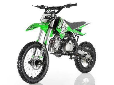 Apollo Dbx18 125cc Dirt Bike Green See This Great Product