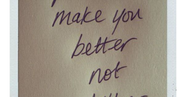 Words of wisdom, not a tattoo but I want it as one
