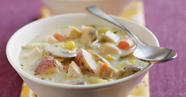 Absolutely some of the best soup recipes ever! 25 crockpot soups for