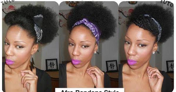{Hair Tutorial} Afro
