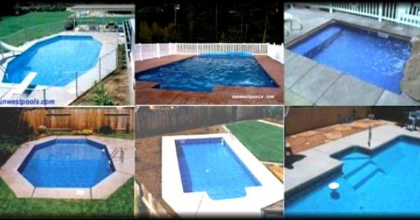 Do it yourself pools inground pools kits for the yard - Do it yourself swimming pool kits ...