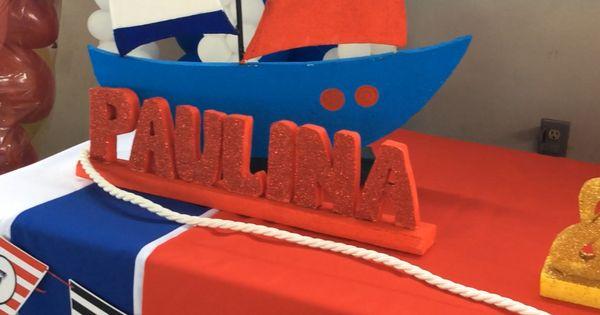Art culos de decoraci n para la mesa principal barco y for Articulos decoracion nautica