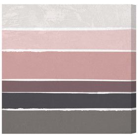 Artana Dusty Rose Painting Print On Wrapped Canvas Rose Bedroom Dusty Rose Rose Wall