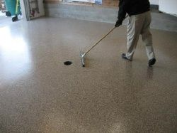 Garage Floor Drain What Type Of Concrete Floor Drain Should You
