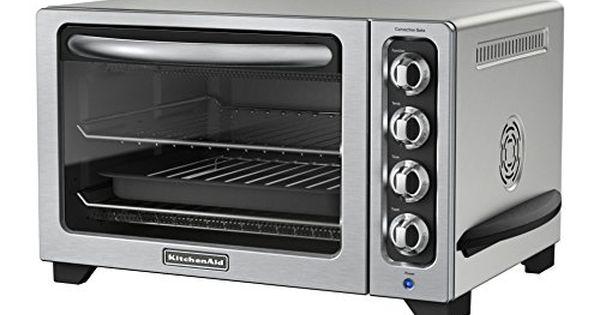 Kitchenaid Rkco223cu 12 Refurbished Convection Countertop Oven