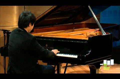 Lang Lang Un Sospiro By Listz On Wqxr In The Greene Space Youtube Greene Music Youtube