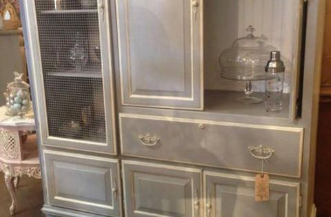 How to reuse an entertainment center pretty diy for How to reuse an entertainment center