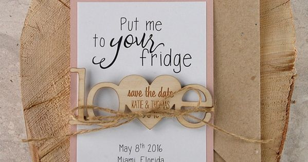 15 Save The Date Cards To Send Soon