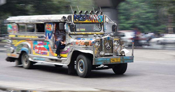 around the world in 80 modes of transportation jeepney transportation around the worlds pinterest