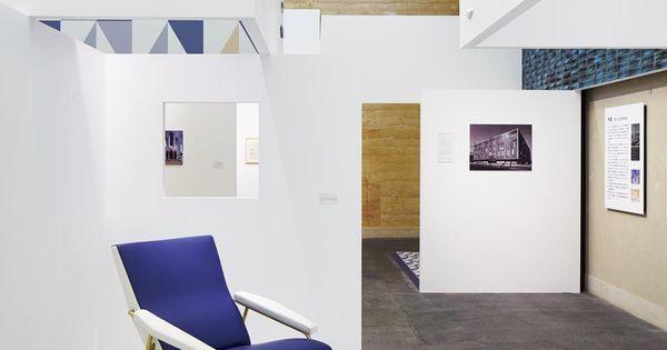 Gio ponti exhibition design by torafu ponti ceramiche e - Gio ponti piastrelle ...