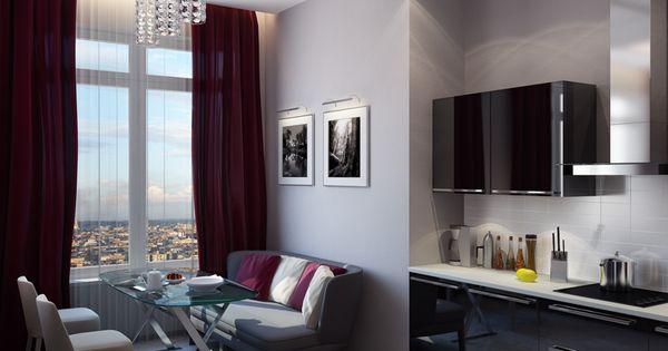 Dormitorio malva interiores3de decoracion de interiores for Aubergine bathroom ideas