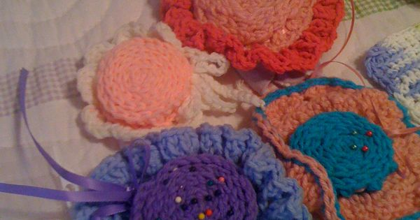 - very easy to make. crochet a long strip double or triple stitch ...