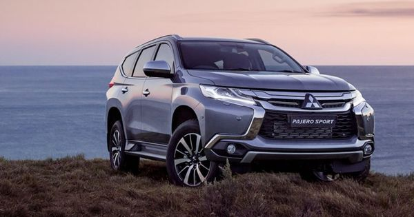The Forthcoming 2019 Mitsubishi Montero Sport Will Get An All New Powerplant The Standard Model Will Get Mitsubishi Shogun Mitsubishi Pajero Sport Mitsubishi