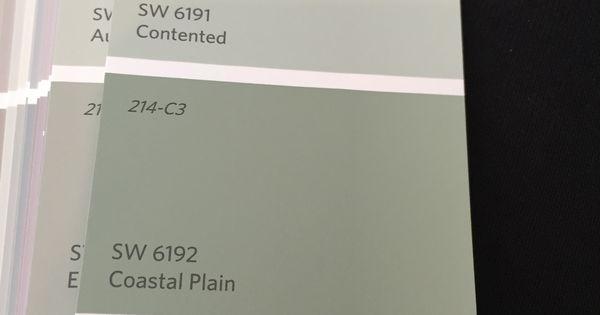 Coastal Plains Sherwin Williams For The Home Pinterest
