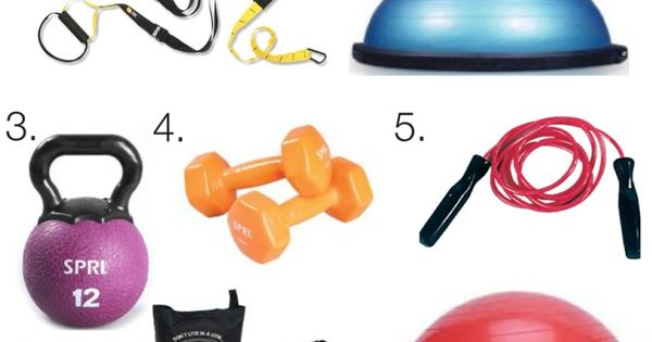 How To Workout at home: Make a Home Gym… The 7 best