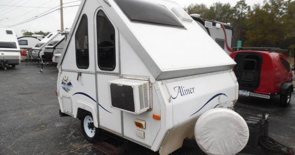 2005 Aliner Sportliner Front Kitchen For Sale Inverness Fl Rvt Com Classifieds Trailers For Sale Inverness Kitchen Sale