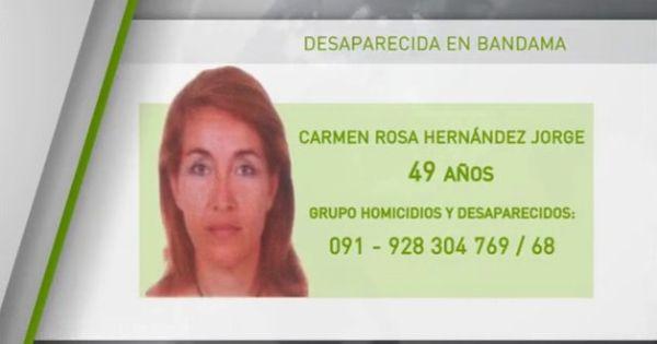 Pudo Ser Voluntaria La Desaparición De La Mujer En El Pico De Bandama Desaparicion Voluntaria Jorge