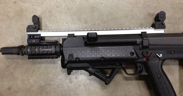 Rfb Quad Rail For Kel Tec Guns Pinterest Quad And