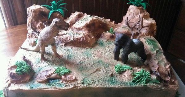 Gorilla Cake Ideas