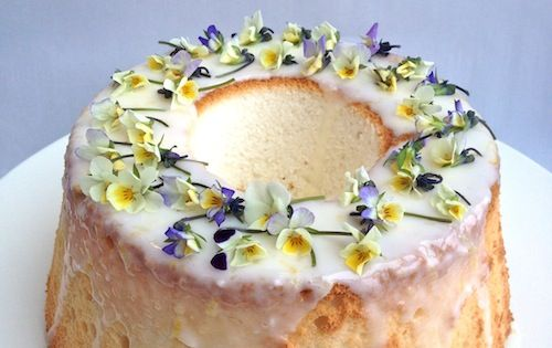 Edible Flowers - how to use them & where & where to