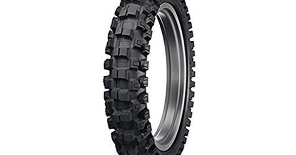 Dunlop Geomax Mx52 Intermediate Hard Rear Tire 80 100 12 Position