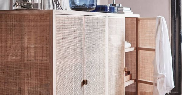 commode en rotin ikea meubles furnitures pinterest rotin commodes et ikea. Black Bedroom Furniture Sets. Home Design Ideas