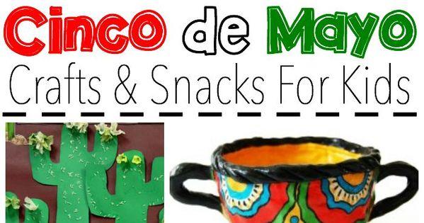 Cinco Crafts For Kids