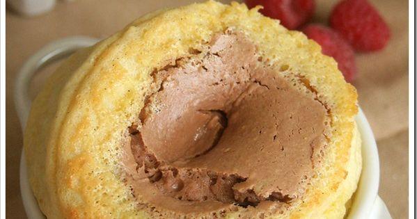 Nutella Cheesecake Popovers | Recipe | Nutella Cheesecake, Nutella and ...
