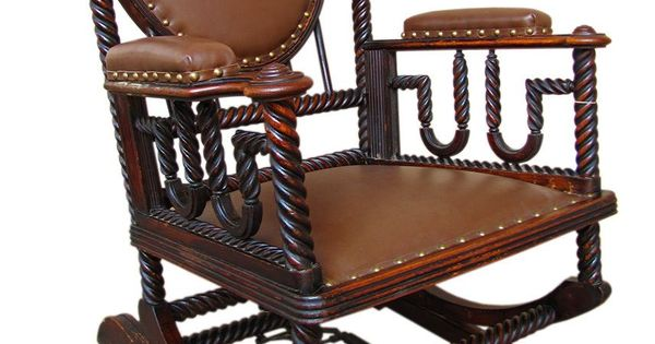 ... Platform Rocker Chair  Furniture Makeover Ideas  Pinterest  Chairs