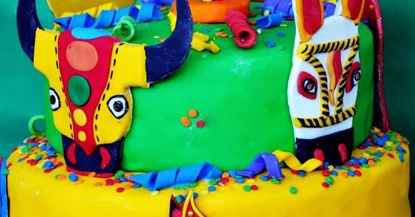 Carnaval de barranquilla decoracion fiesta carnaval de - Decoracion de carnaval ...