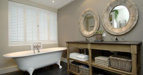 Badkamermeubel badkamer pinterest badkamermeubel en badkamer - Badkamermeubels oude stijl ...