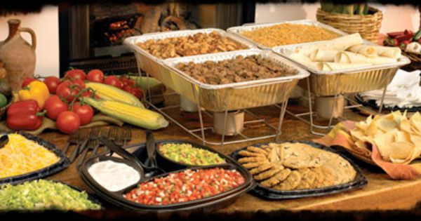 Mexican Food Catering Oxnard