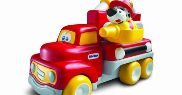 Little Tikes Train Replacement Parts : Little tikes handle haulers deluxe fire truck