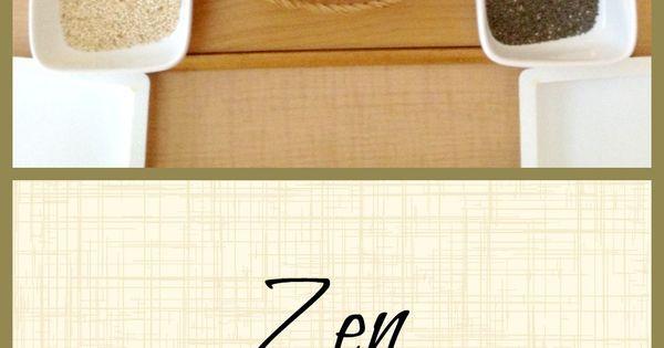 Zen Classroom Design : Get a little zen in your classroom with this playdough