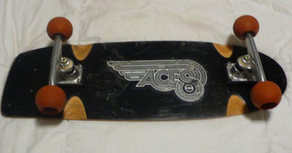 G&s Skateboard Decks