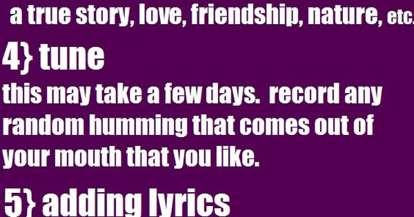 love song essay