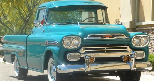 Chevrolet Automobile Cute Photo Chevrolet Apache Chevrolet Vintage Trucks