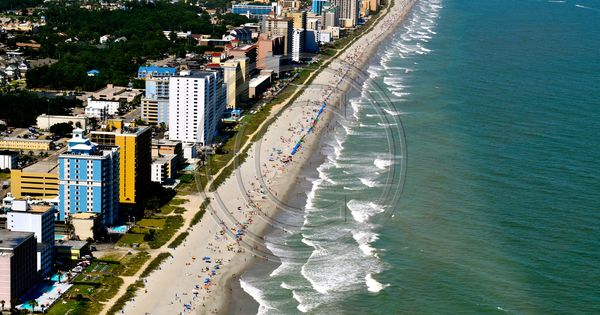 Myrtle Beach Aerial View This And Thousands Of Other High Quality Royalty Free Digital Phot South Carolina Beaches Myrtle Beach South Carolina Myrtle Beach