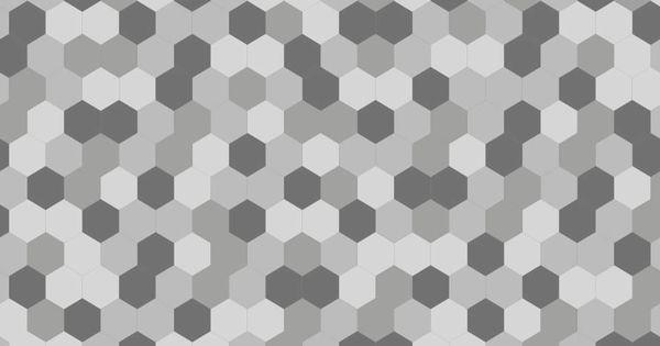 Carrelage de sol en ciment mat motif g om trique - Carrelage geometrique ...