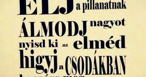 inspiráló idézetek magyarul - Google keresés | idézetek ...