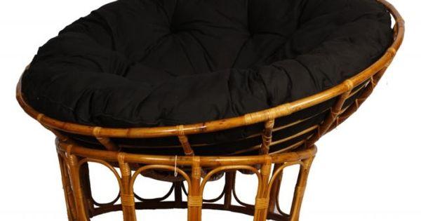 Rattan Papasan Chair | Papasan Chair | Pinterest | Papasan ...