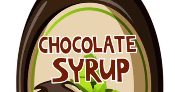 CHOCOLATE SYRUP | CLIP ART - FOOD - CLIPART | Pinterest ...