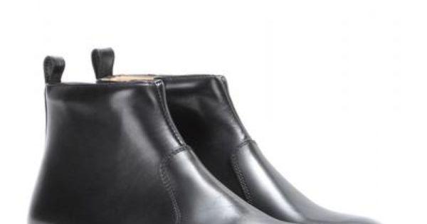 A.P.C. Gigi leather ankle boots #boots #covetme #a.p.c.