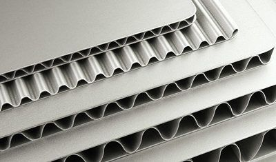 8mm Thick Aluminum Corrugated Panels For Ceilings And Wall Paneling Aluminum Wall Aluminum Furniture