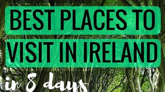 The Most Amazing 22 Best Places To Visit In Ireland In One ...
